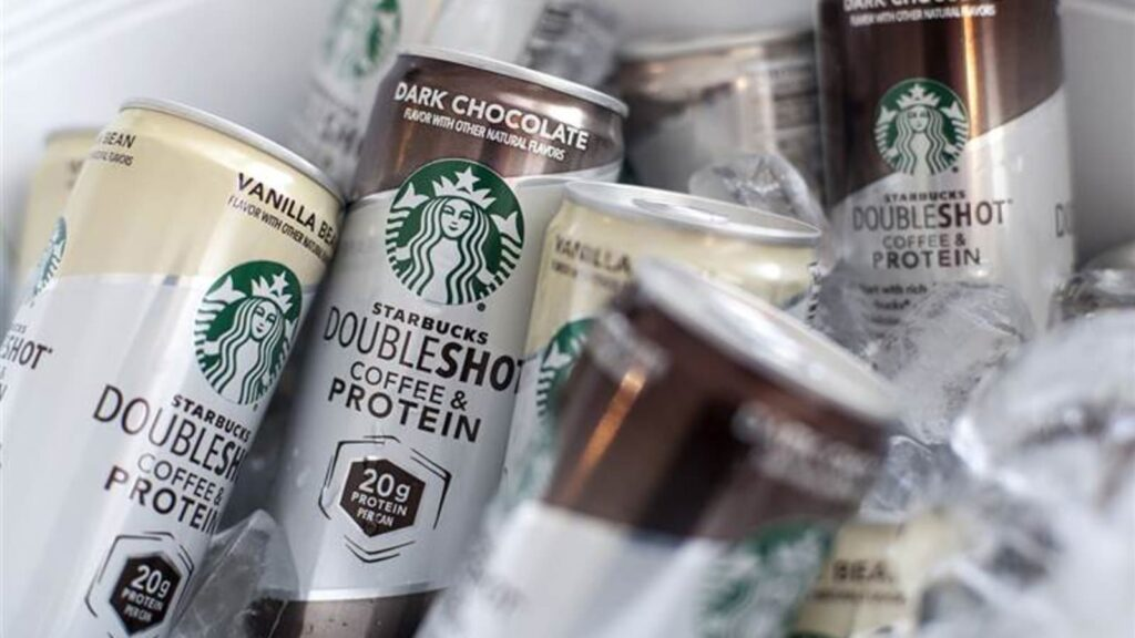 Starbucks Double Shot Coffee & Protein Drink
